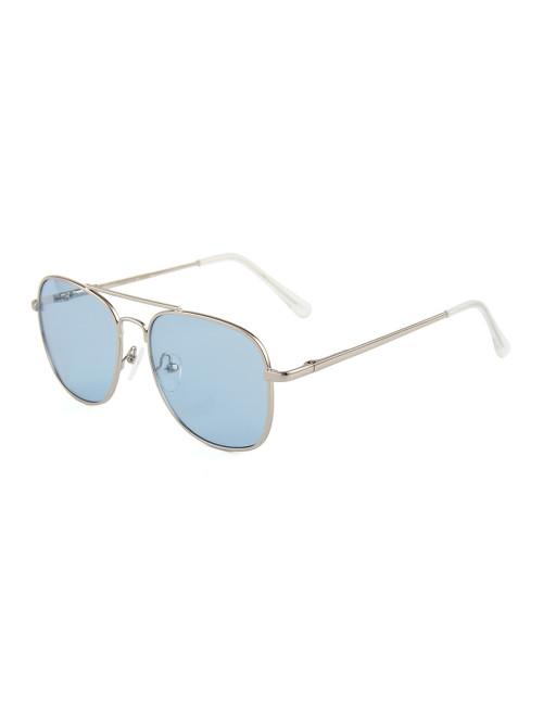 Sluneční brýle Aviator Square Blue