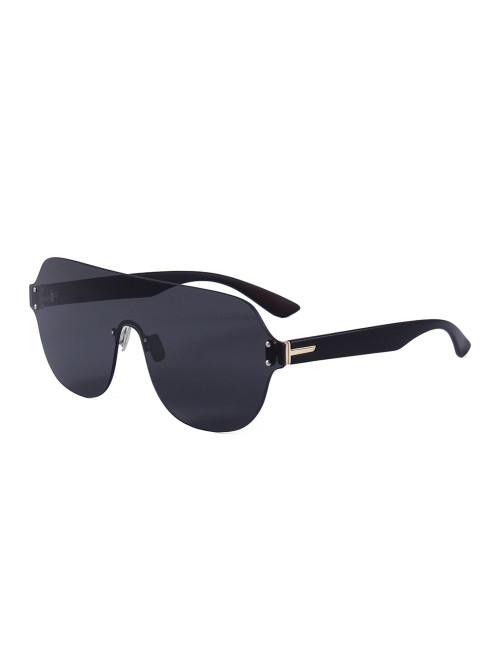 Sluneční brýle Flat Shield Black