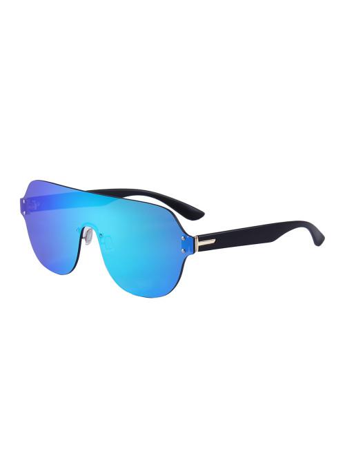 Slneční brýle Flat Shield Blue