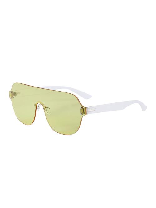 Sluneční brýle Flat Shield Yellow