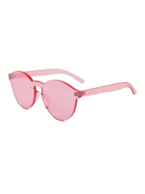 Sluneční brýle Mono Pink