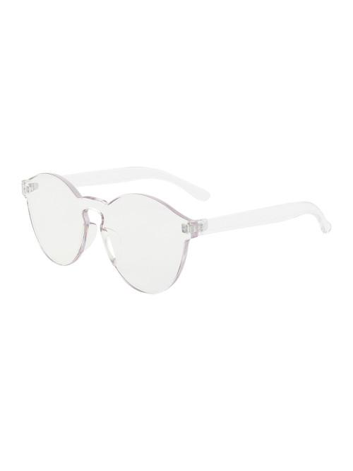 Sluneční Brýle Mono Transparent