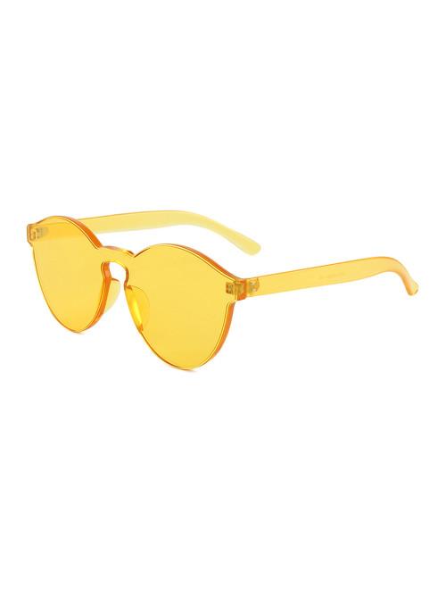 Sluneční brýle Mono Yellow