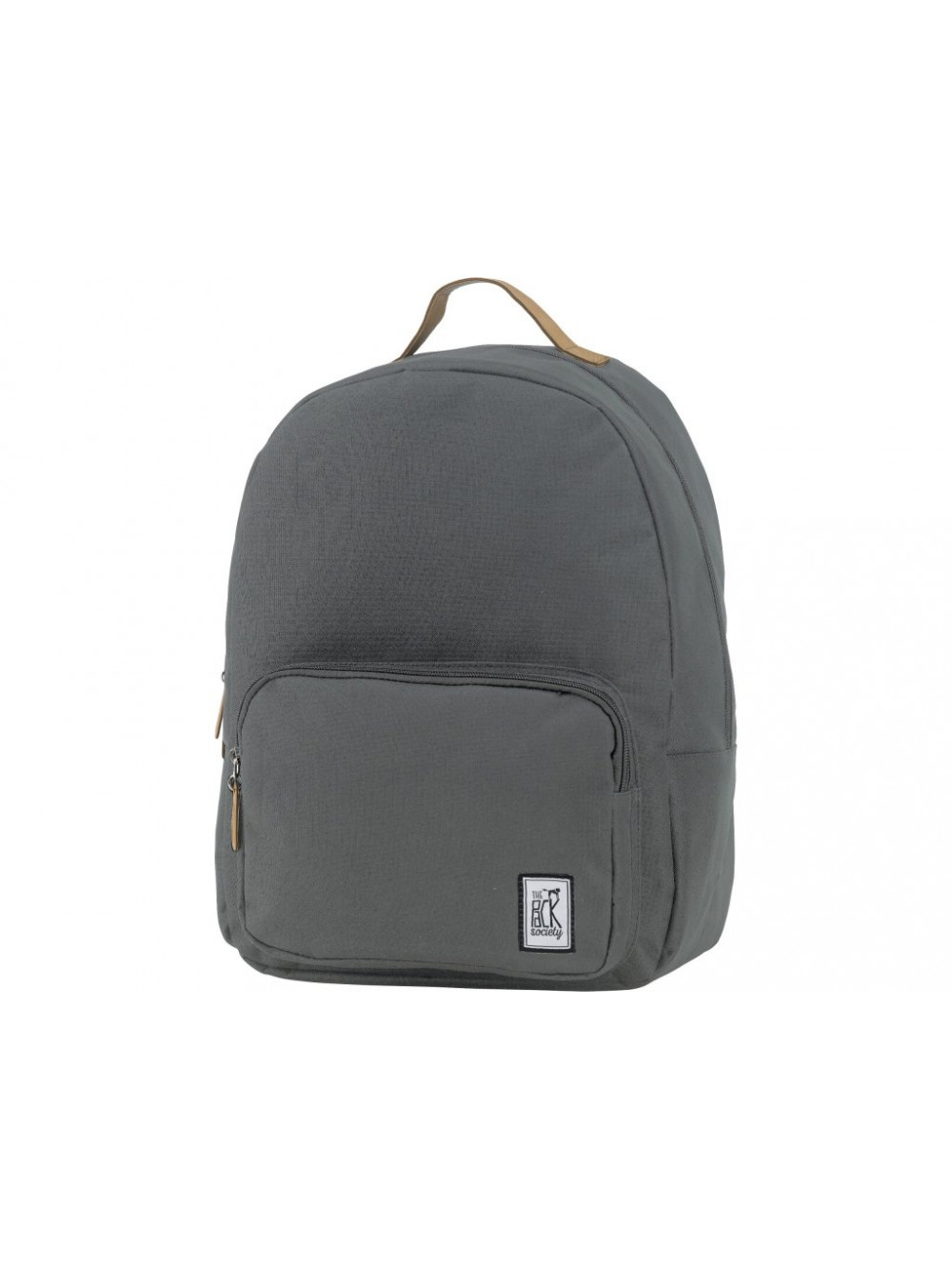 c40592f407c ... Batoh TPS Classic Backpack Solid Charcoal ...