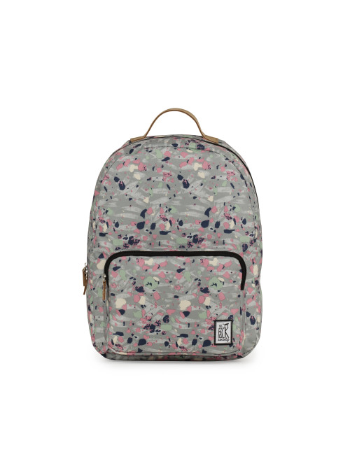 Batoh TPS Classic Backpack - Grey Speckles All-ove...