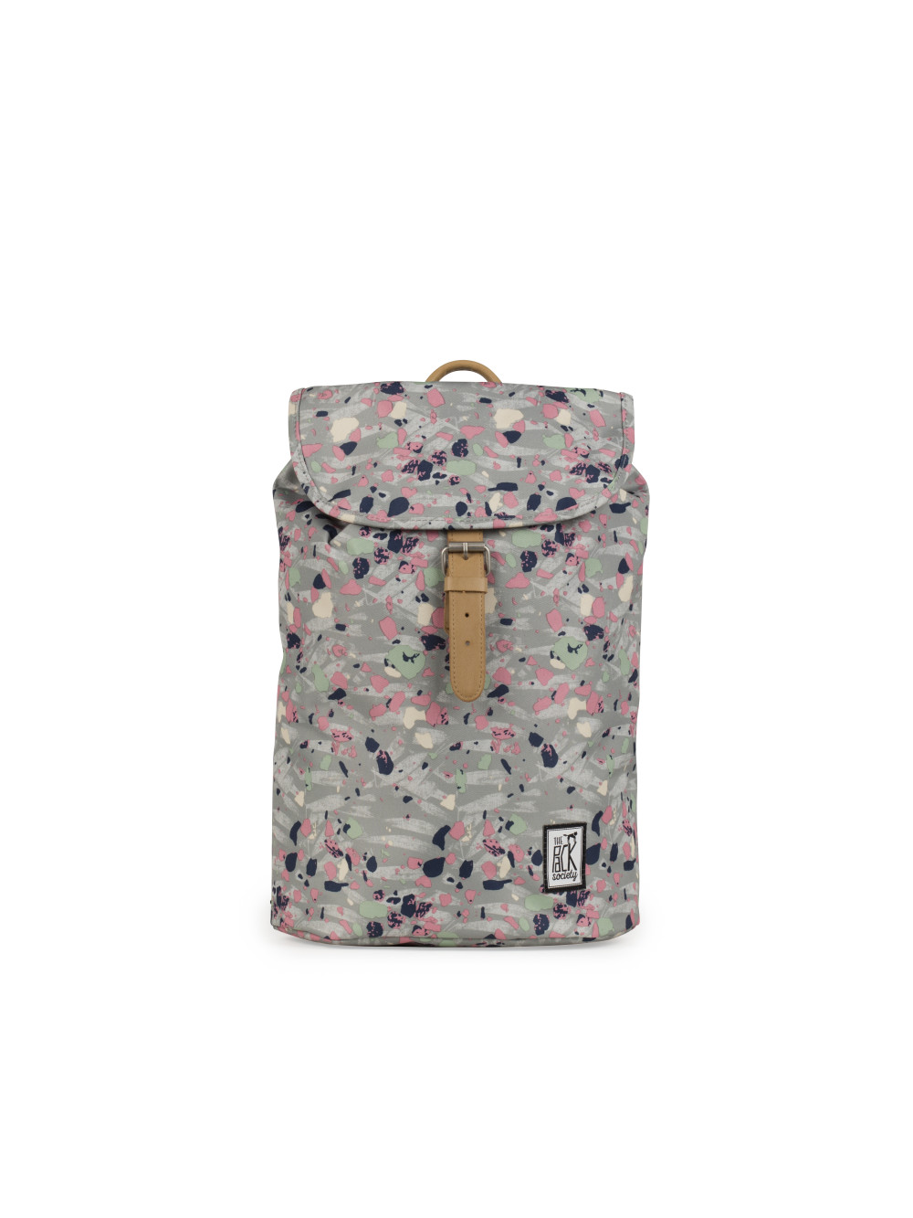 48bf08e9f42 Batoh TPS Small Backpack - Grey Speckles All-over ...