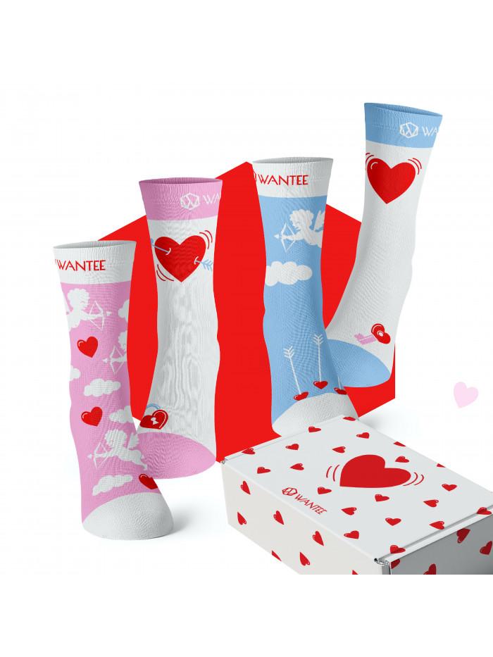 Valentýnská krabička pro pár Wantee
