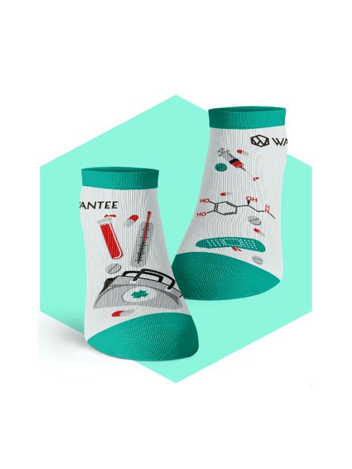 Kotníkové ponožky Medical One Wantee