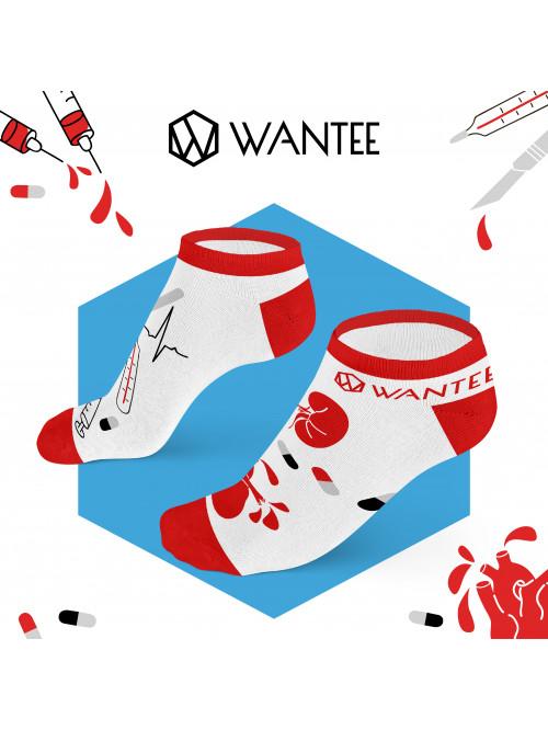 Kotníkové ponožky Medical X Wantee