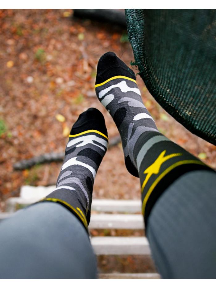 Ponožky Army Wantee