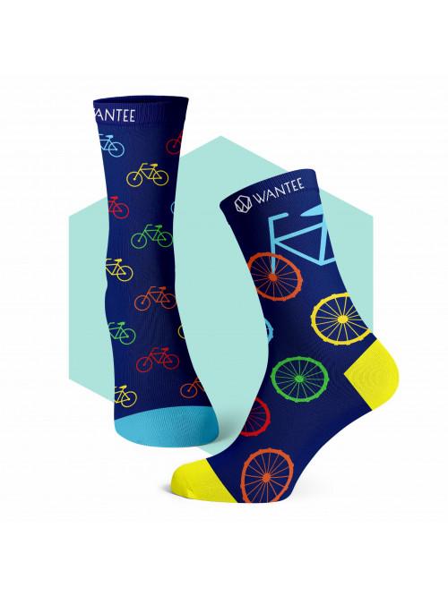 Ponožky Bicykle Wantee