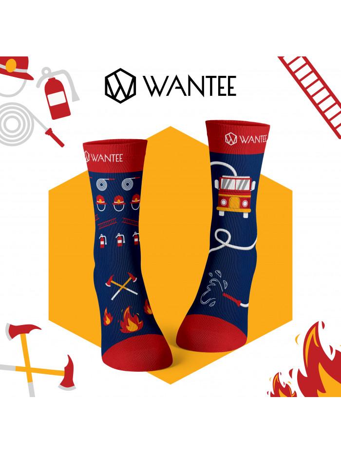 Ponožky Hasič Wantee