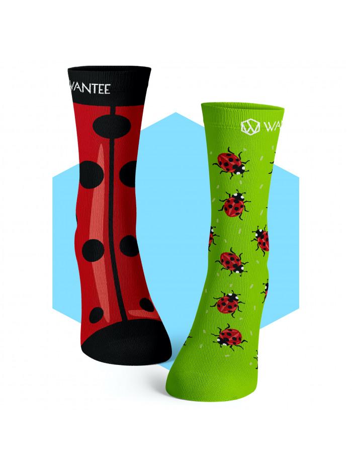 Ponožky Berušky Wantee