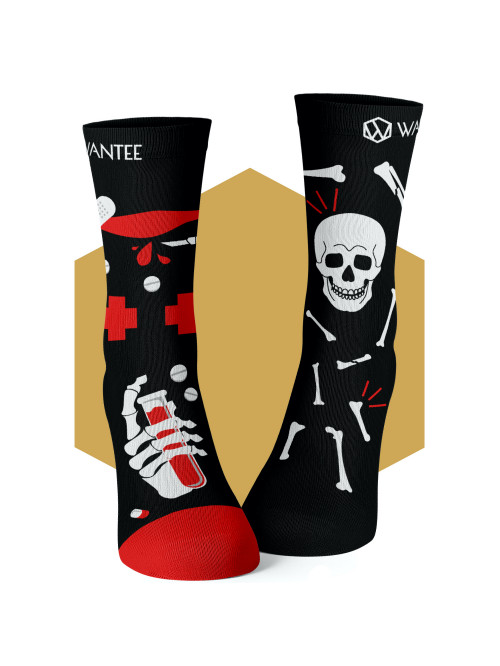 Ponožky Medical Rebel Wantee
