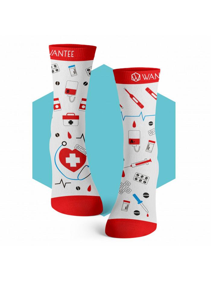 Ponožky Medical Y Wantee