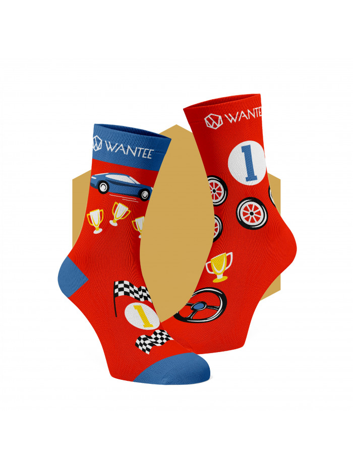 Ponožky Závodník Wantee