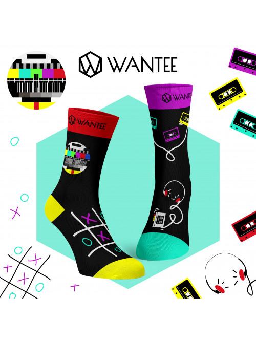 Ponožky Retro Wantee