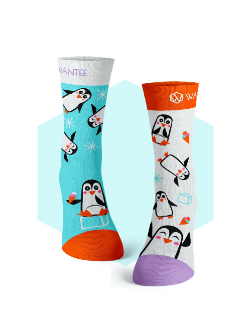 Ponožky Tučňáci Wantee