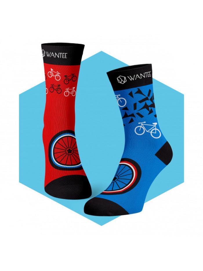 Ponožky Cyklista Wantee