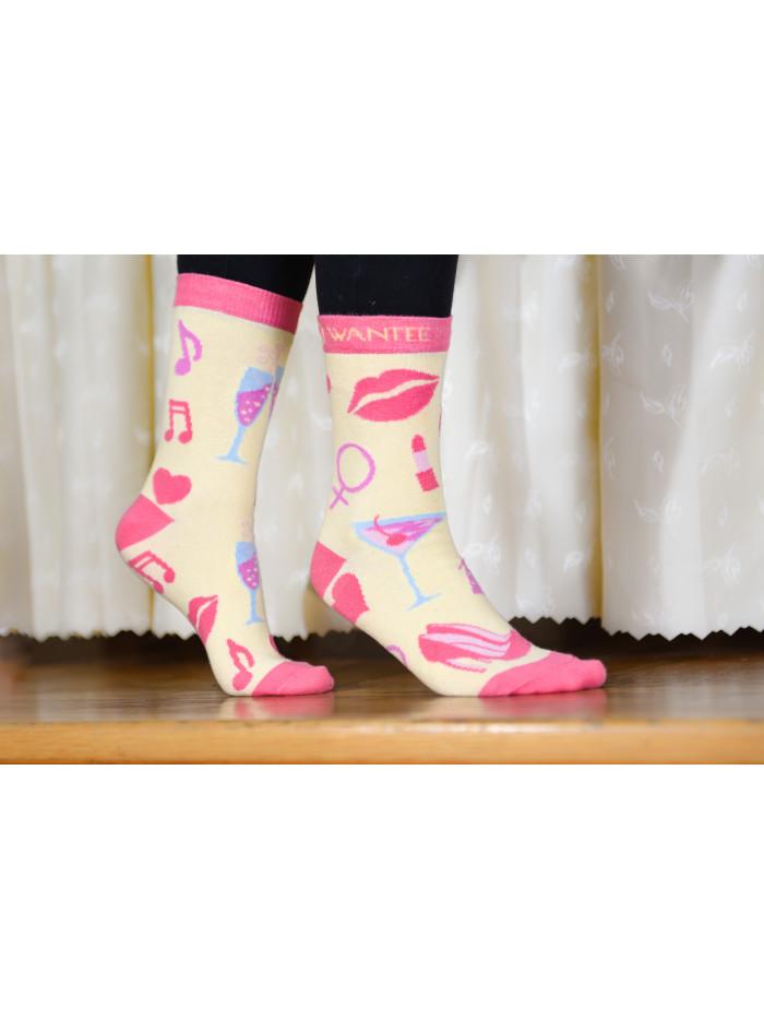 Ponožky Dámská Jízda Wantee