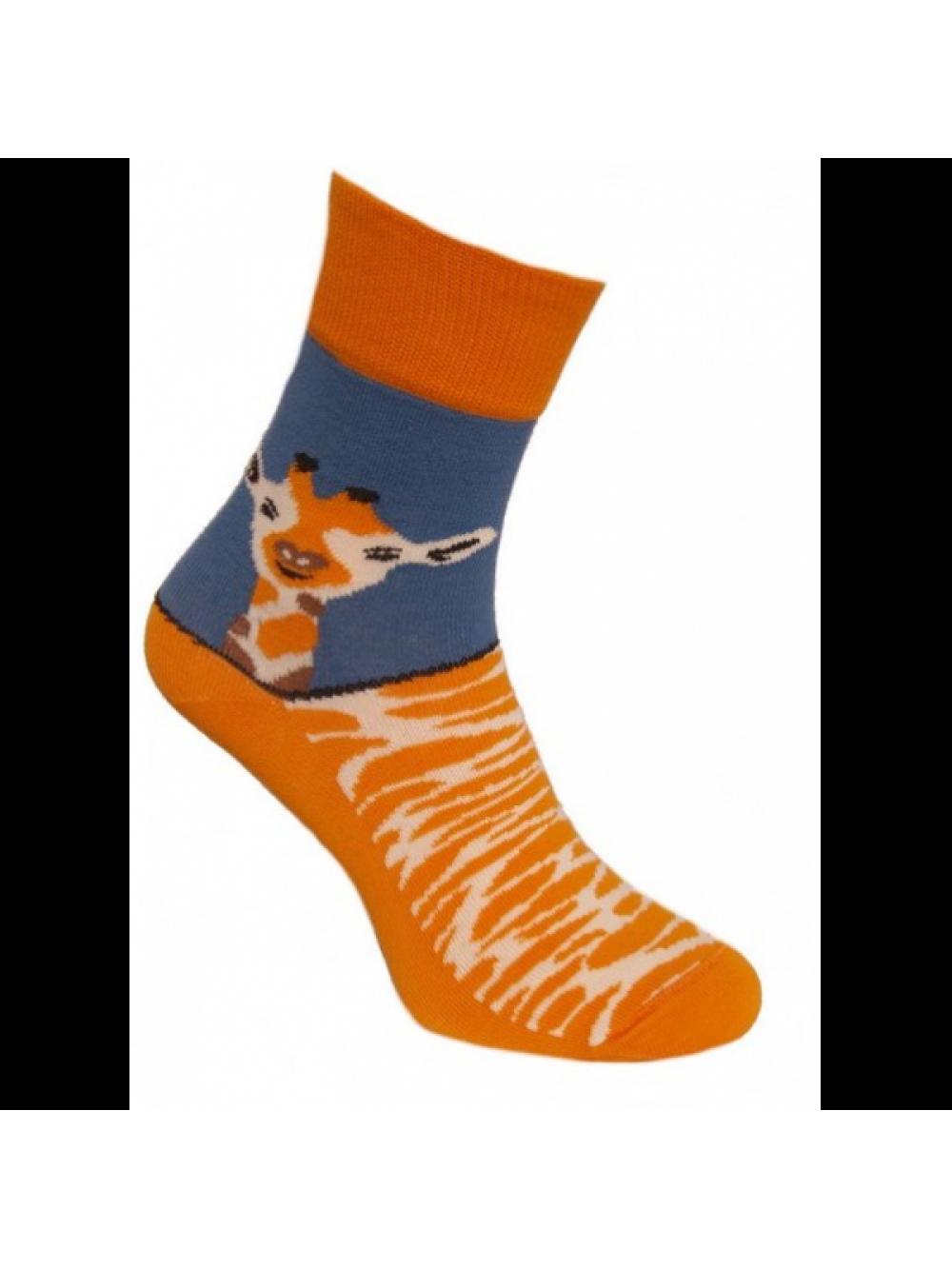 75d9e377a Ponožky Žirafa Foxysoxy